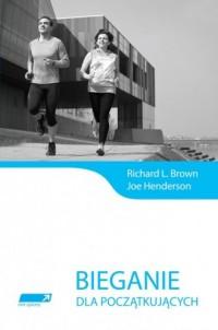 Bieganie dla początkujących - okładka książki