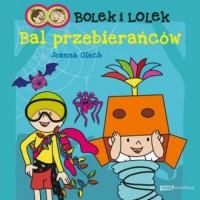 Bolek i Lolek. Bal przebierańców - okładka książki