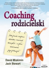 Coaching rodzicielski - okładka książki