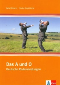 Das A und O Deutsche Redewendungen - okładka podręcznika