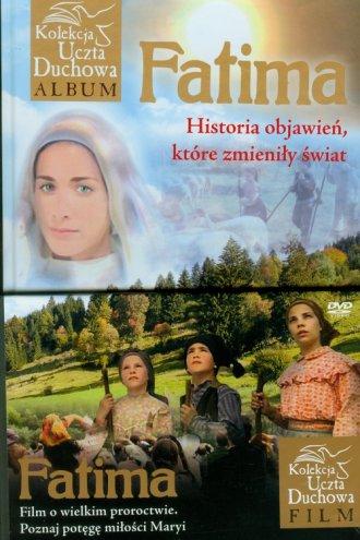 Fatima. Historia objawień, które - okładka książki