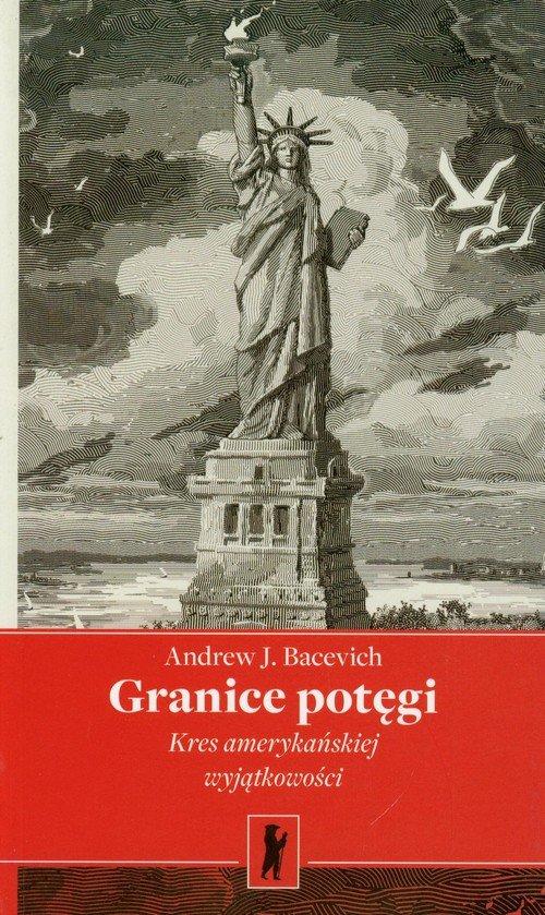Granice potęgi - okładka książki