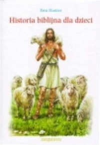 Historia biblijna dla dzieci - okładka książki