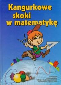Kangurkowe skoki w matematykę - okładka podręcznika
