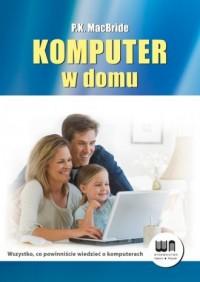 Komputer w domu - okładka książki
