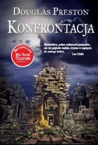 Konfrontacja - okładka książki