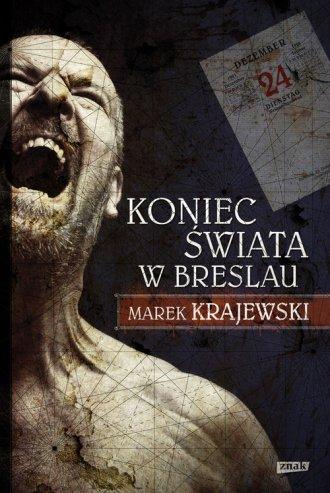 Koniec świata w Breslau - okładka książki