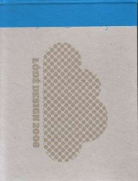 Łódz Design 2008 - okładka książki
