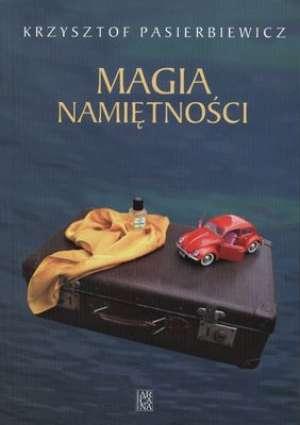 Magia namiętności - okładka książki
