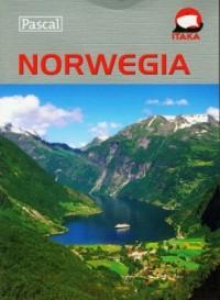 Norwegia - okładka książki