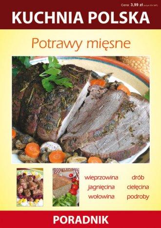 Potrawy mięsne - okładka książki