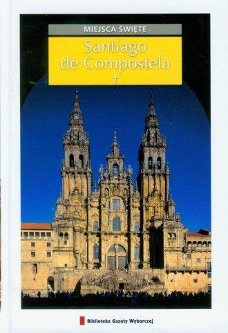 Santiago de Compostela. Seria: - okładka książki