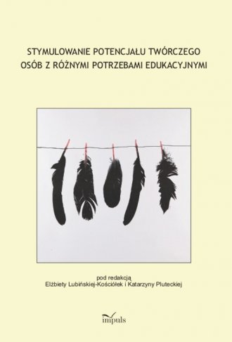 Stymulowanie potencjału twórczego - okładka książki