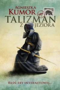 Talizman z jeziora - okładka książki