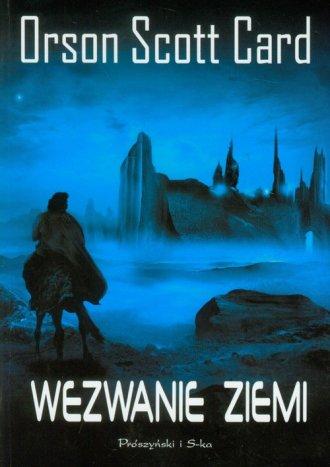 Wezwanie ziemi - okładka książki