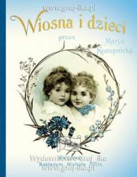 Wiosna i dzieci - okładka książki