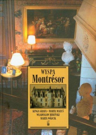 Wyspa Montresor - okładka książki