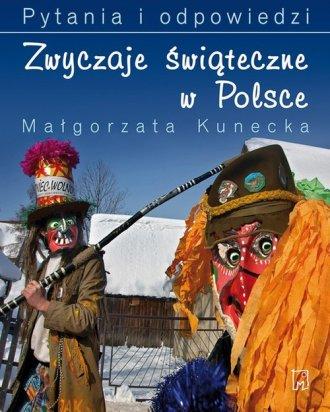 Zwyczaje świąteczne w Polsce. Pytania - okładka książki