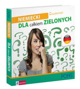 Niemiecki dla całkiem zielonych (CD audio mp3)