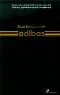 Adibas - okładka książki