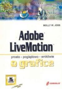 Adobe LiveMotion /Mikom/ - okładka książki