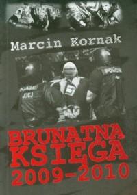 Brunatna księga 2009-2010 - okładka książki