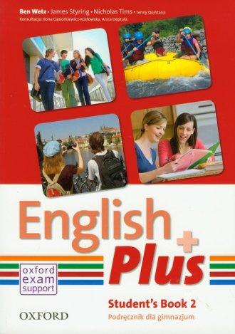English Plus 2A SB - okładka podręcznika
