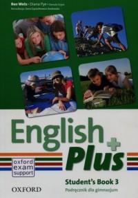 English Plus 3A SB - okładka podręcznika