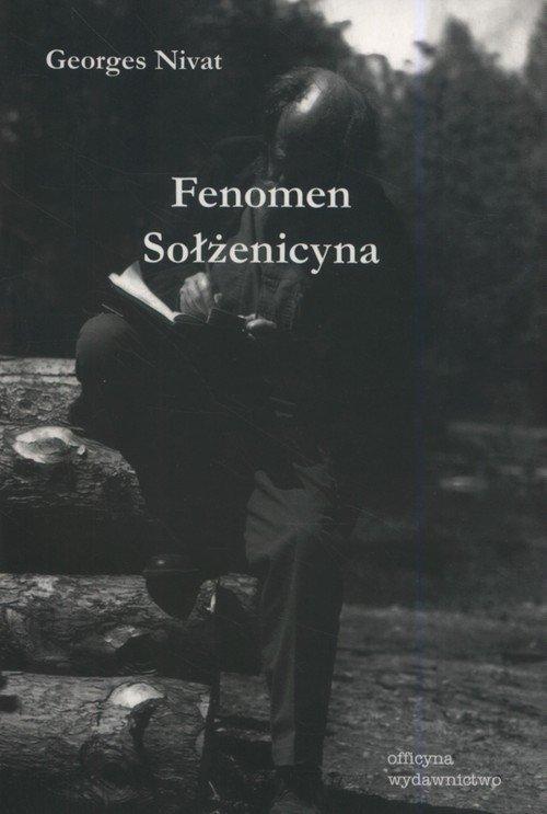 Fenomen Sołżenicyna - okładka książki
