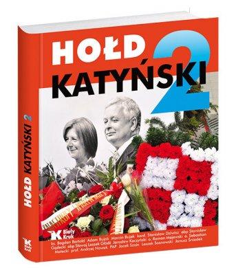 Hołd Katyński 2 - okładka książki