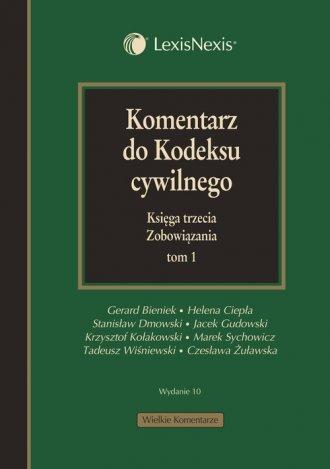 Komentarz do Kodeksu Cywilnego. - okładka książki