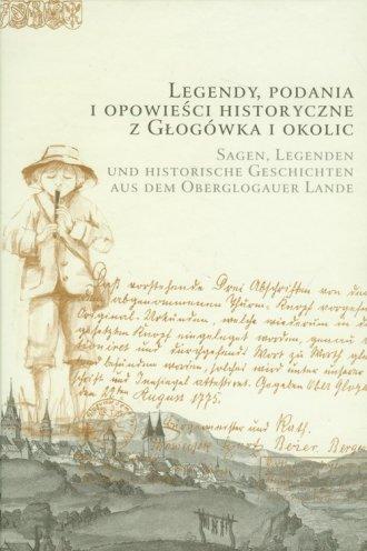 Legendy, podania i opowieści historyczne - okładka książki