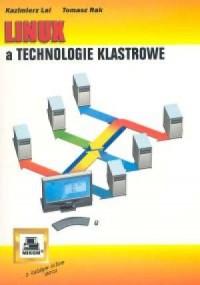 Linux, a technologie klastrowe - okładka książki