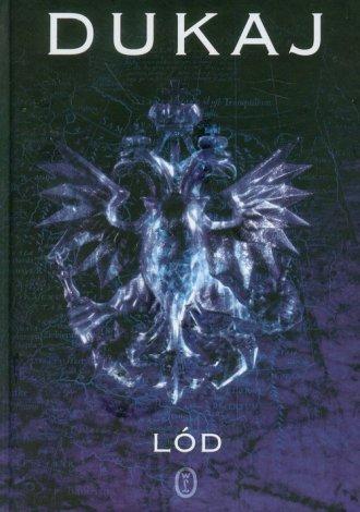 Lód - okładka książki