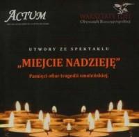 Miejcie nadzieję - Bohdan Błażewicz - okładka płyty