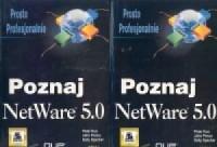 NetWare 5.0 t.1/2 - okładka książki