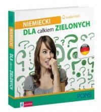 Niemiecki dla całkiem zielonych - okładka podręcznika