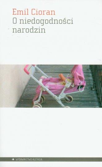 O niedogodności narodzin - okładka książki