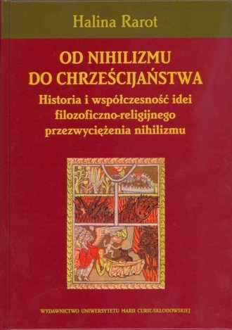 Od nihilizmu do chrześcijaństwa - okładka książki