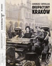 Okupacyjny Kraków - okładka książki