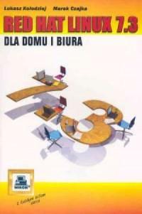 Red Hat 7.3 - okładka książki