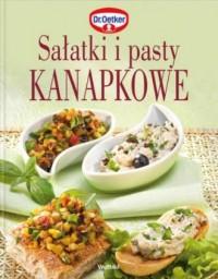 Sałatki i pasty kanapkowe - okładka książki
