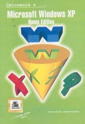 Windows XP. Ćwiczenia - okładka książki