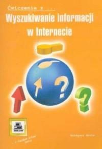 Wyszukiwanie informacji w Internecie - okładka książki