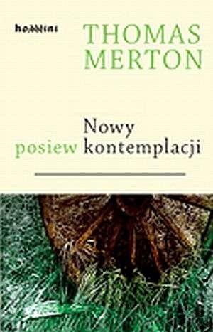 ok�adka ksi��ki - Nowy posiew kontemplacji - Thomas Merton