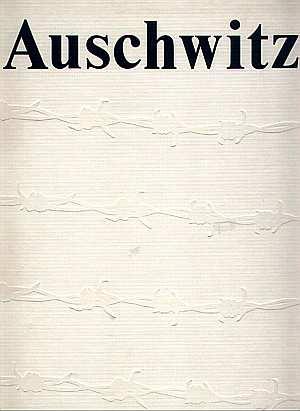 Auschwitz. A history in photographs - okładka książki