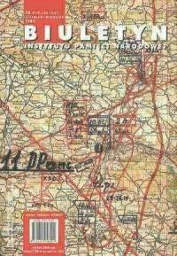 Biuletyn IPN nr 31-32 (8-9/2003) - okładka książki