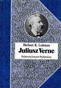 Juliusz Verne. Seria: Biografie sławnych ludzi - okładka książki