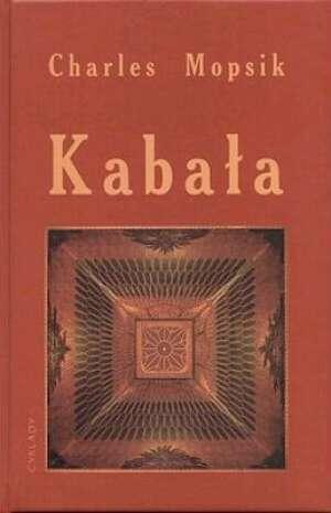 Kabała - okładka książki