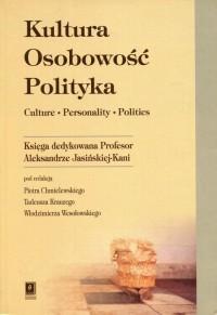 Kultura - osobowość - polityka. - okładka książki